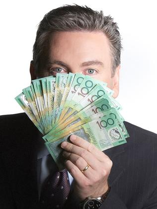 Eddie McGuire has given away $24 million on  <i>Hot Seat</i>.
