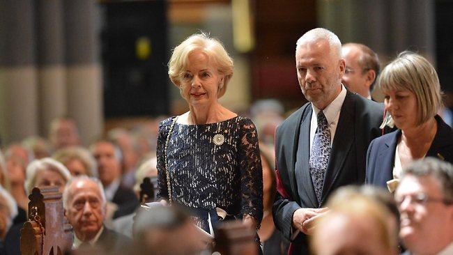 Dame Elisabeth memorial service