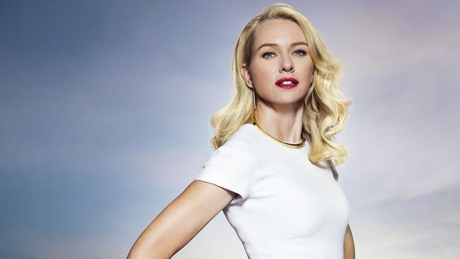 Star endorsement ... Film star Naomi Watts has signed up as a new spokesman for Presto.