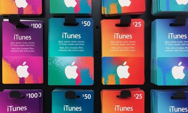 Scammers are increasingly trafficking in iTunes gift cards