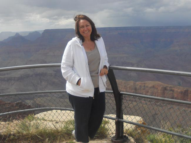 Nata, before her weight loss journey began. Picture: Supplied