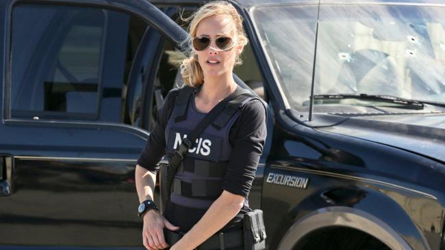Kim Raver in NCIS LA. Picture: Supplied