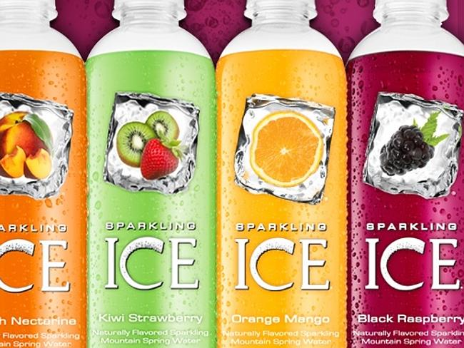 Sparkling Ice is challenging Coca-Cola and Pepsi's lockup of the soft drinks market.
