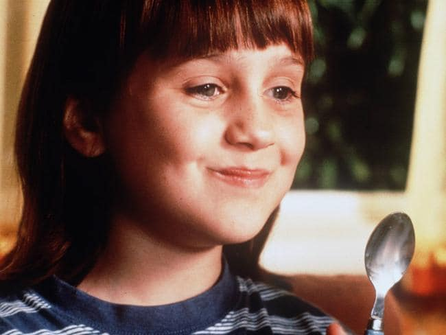 Mara Wilson played Matilda Wormwood in 1997 movie, Matilda.