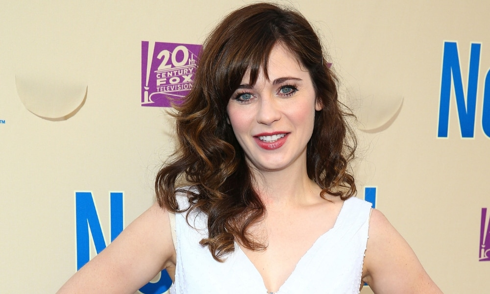 Zooey Deschanel's genius travel tip