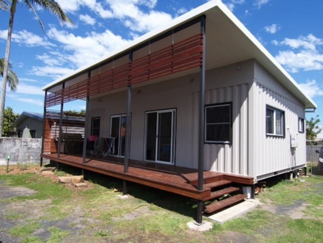 Searches for granny flat accommodation increased by 84 per cent in the last quarter alone, according to Flatmates.com.au.