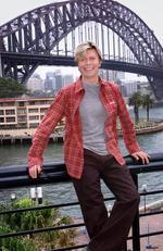 Singer David Bowie in Sydney, Australia in 2004. Picture: News Corp