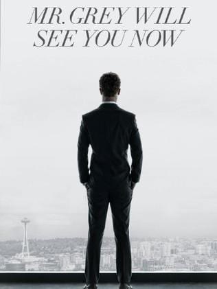 Fifty Shades of Grey ... the wait continues.