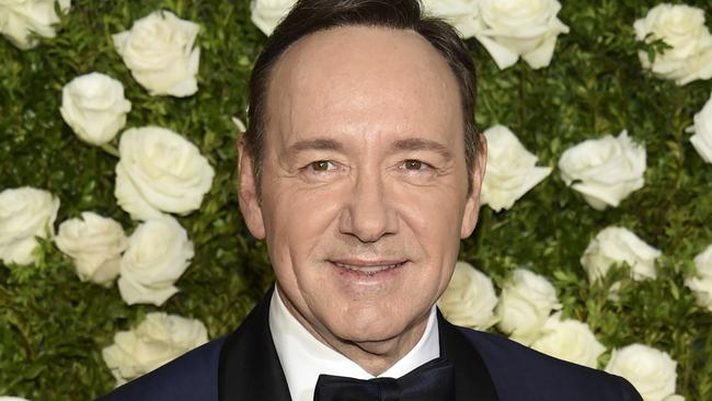 Spacey has been shunned by Hollywood since the allegations surfaced. Picture: AP