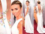 TV personality Giuliana Rancic attends the 88th Annual Academy Awards. Picture: Getty