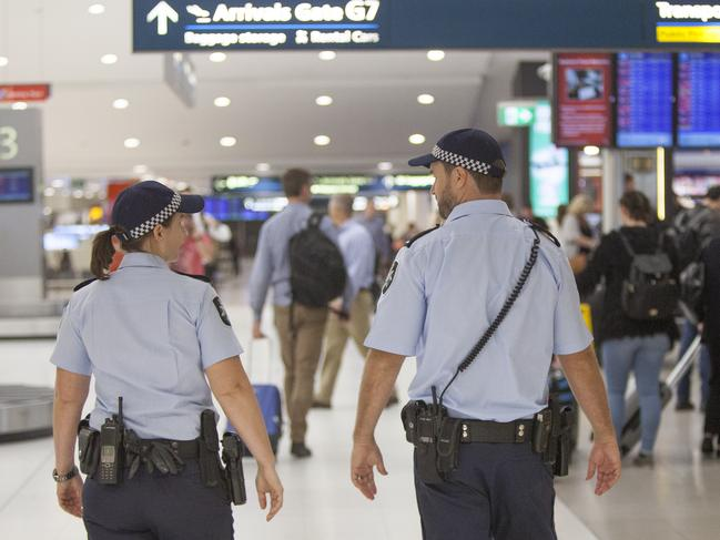 Australian Federal Police have to deal with bodies on planes regularly