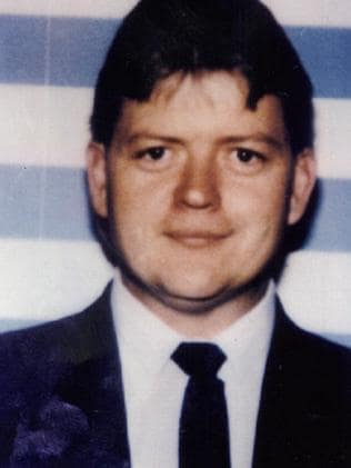 Detective Sergeant Geoffrey Bowen, who was killed in the bombing of the NCA office in Adelaide, 1994.