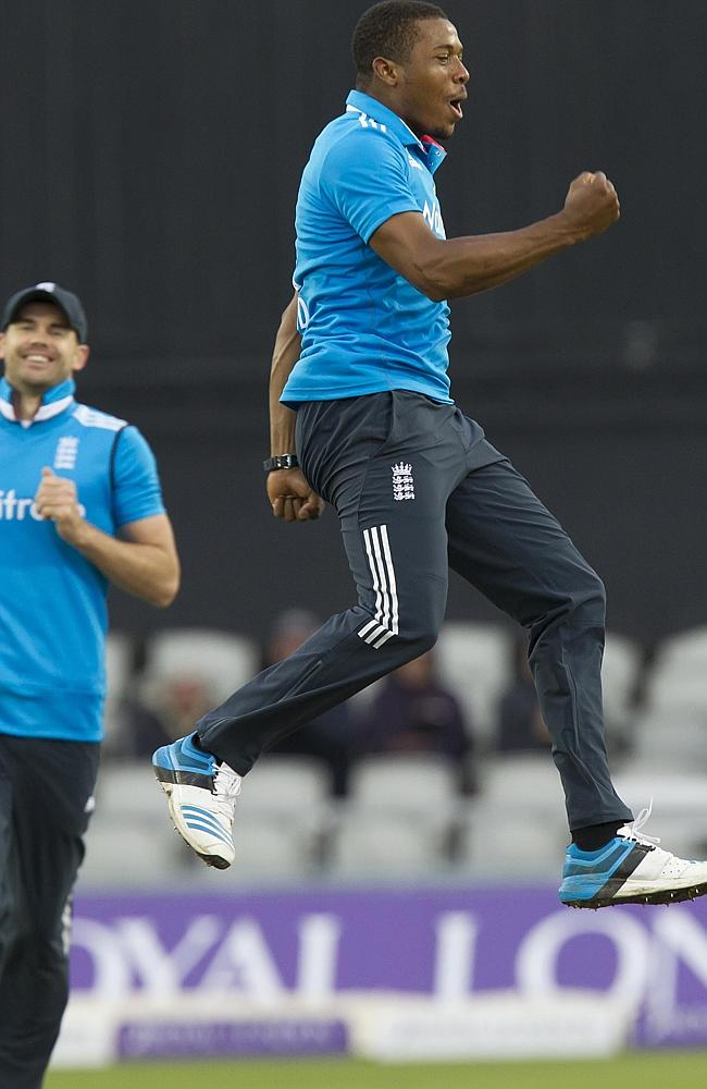 Chris Jordan caused havoc with five wickets.