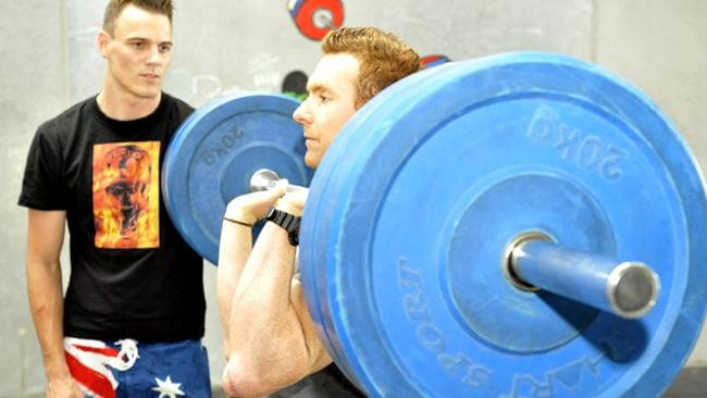 CrossFit gyms have sprung up right around the country.