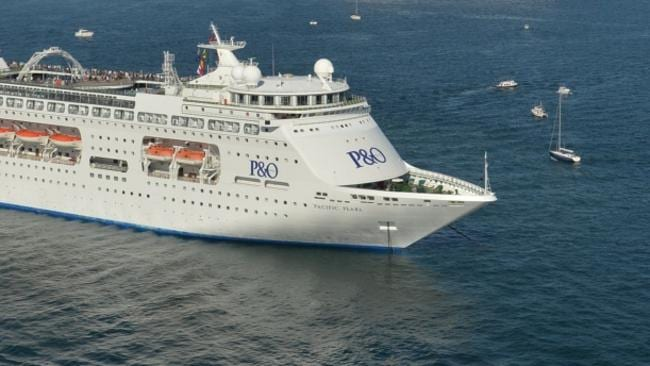 Woman Found Dead On Cruise Ship  Newsau  Australia
