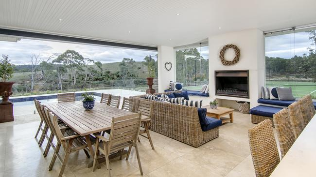 844 Strathalbyn Rd, Mylor. Supplied by Jonathan Kissock for Advertiser Real Estate magazine.