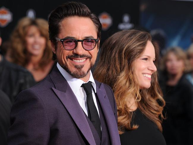 First daughter ... Actor Robert Downey Jr. and wife Susan Downey are expecting a baby girl.