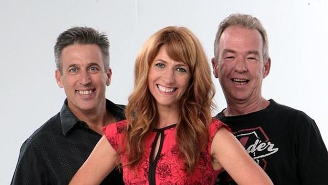 Robin, Terry and Bob from 97.3 FM are the highest rating FM breakfast radio show in Brisbane.