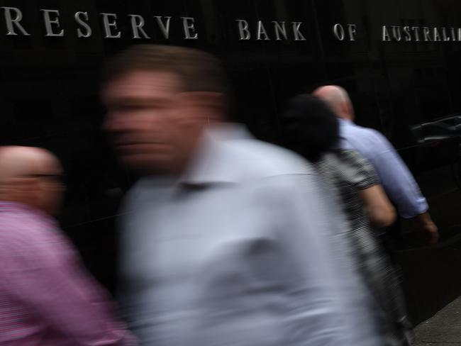 The major banks are considering increasing variable interest rates. Picture: AAP Image/Dean Lewins