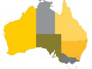 Supplied CommSec State of the States report October 2017
