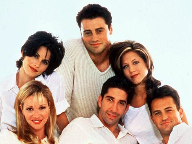 Friends was something of a rarity among sitcoms, retaining its core cast throughout all 10 seasons.