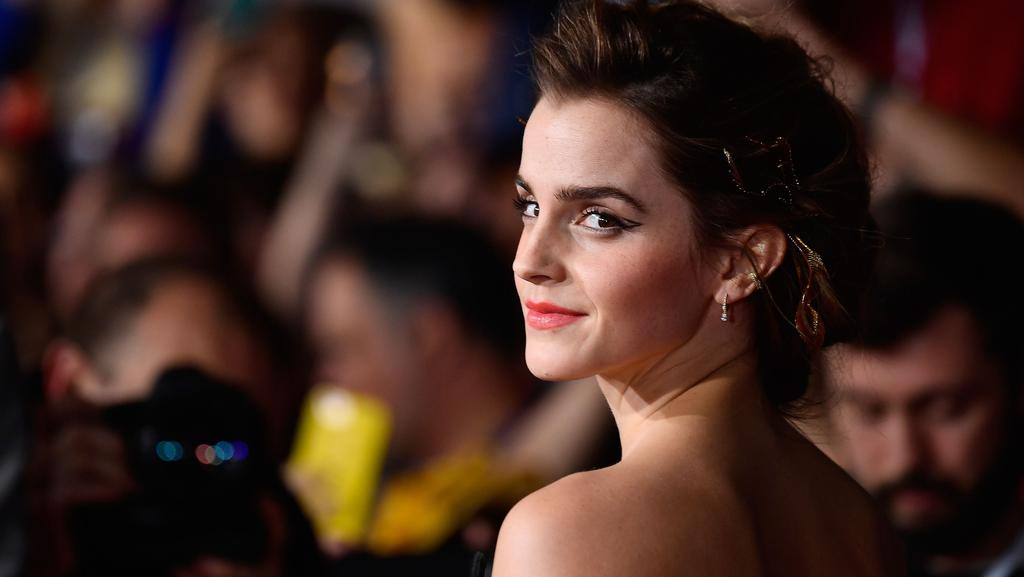 Actress Emma Watson's film Beauty and the Beast is already the top-grossing film of the year, with almost $342 million taken at box offices worldwide. Picture: Frazer Harrison