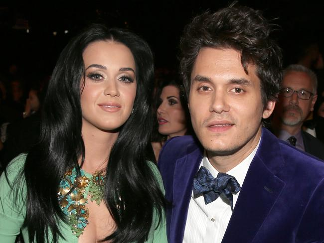 Katy Perry's no longer into men who wear Willy Wonka suits.