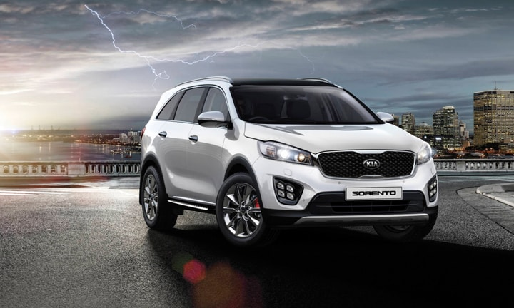 "<b>KIA SORRENTO from $42,990</b>  <p>The Kia Sorrento has been an expert favourite ever since it launched in 2015. Families who drive one also rave about its smooth handling, excellent fuel consumption and spacious, comfy interior. The latest 2018 model also has improved suspension, braking and overall control. Admittedly the car is a little less stylish than some, but it's honestly surprising that there aren't more of these seven-seaters on the road.</p>  <p>Bron, mum of four, is a fan. ""We have a Kia Sorrento and I find the seven year warranty absolutely brilliant!""</p>"