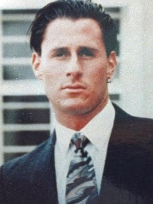 An undated family photo shows Ron Goldman, who died with Nicole Brown Simpson. Picture: Supplied