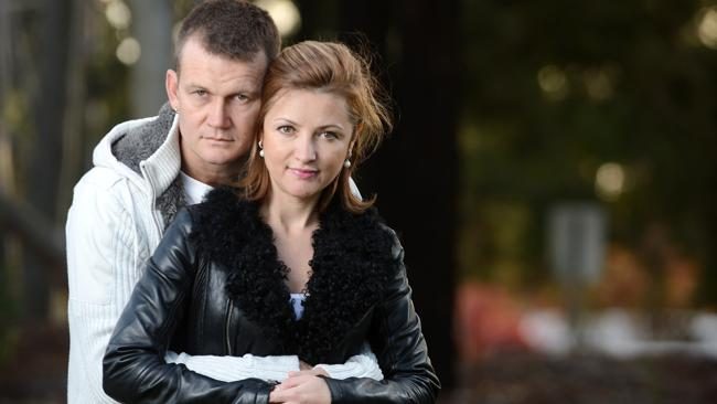 Adelaide man fights to keep pregnant Russian girlfriend
