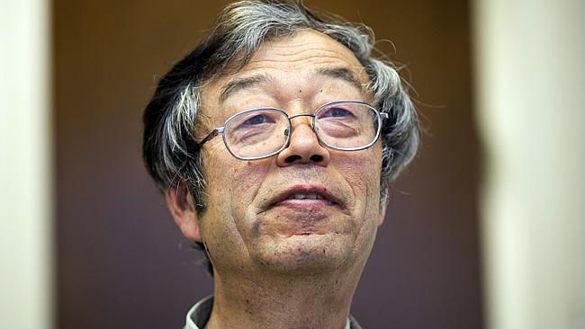 Dorian S. Nakamoto denies Newsweek's claims in an interview with AP.