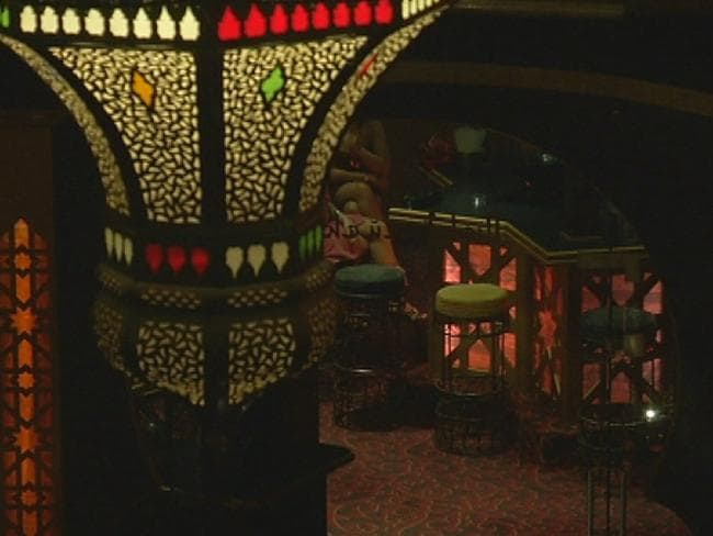 The Paradise mega brothel has hundreds of sex workers inside.