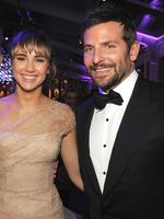 Suki Waterhouse and Bradley Cooper managed to keep their two-year romance relatively quiet but officially called it off in January. They're still good mates though, however, and have been seen catching up over dinner and hanging out at Coachella. Picture: Kevin Mazur/VF14/WireImage