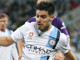 Melbourne City v Perth Glory
