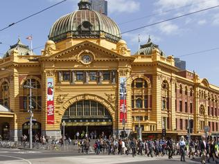 Flinders Street Staion