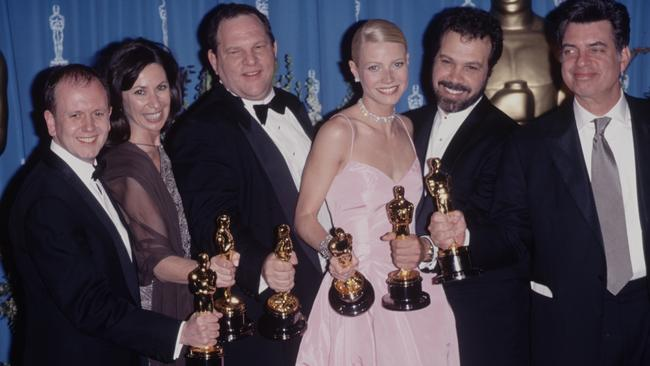 Weinstein was mentioned in as many Oscar award-winning acceptance speeches as God. Picture: The Life Picture Collection / Getty Images.