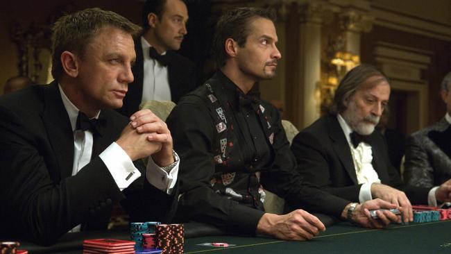 The real world of poker isn't as glamorous as the movies.