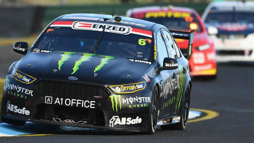 Cameron Waters has secured pole for the Sandown 500.