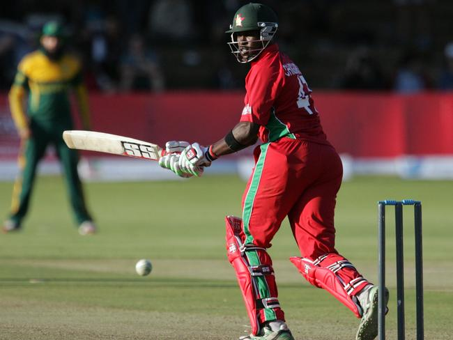 Zimbabwe's captain Elton Chigumbura comes into the tri-series in good form.
