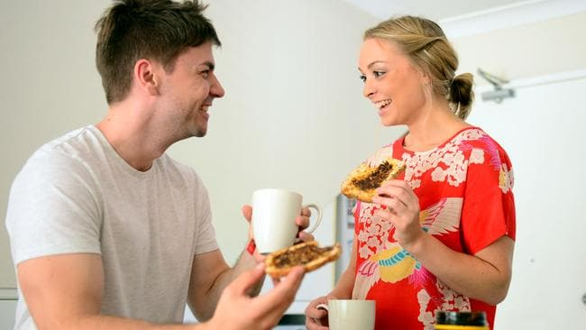 Ashley Gatte and Luke Fitzgerald are fitness and diet enthusiasts and are overwhelmed when it comes to buying bread at their local supermarket.