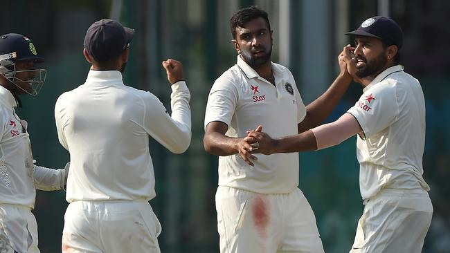 R Ashwin Becomes No. 2 in Tests, Top Place in Sight