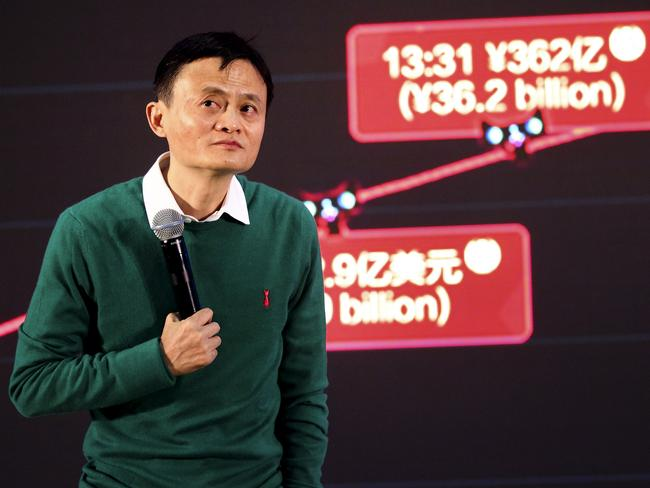 China's Alibaba Group and its chief executive, Jack Ma, just had a record-breaking IPO on the New York Stock Exchange.