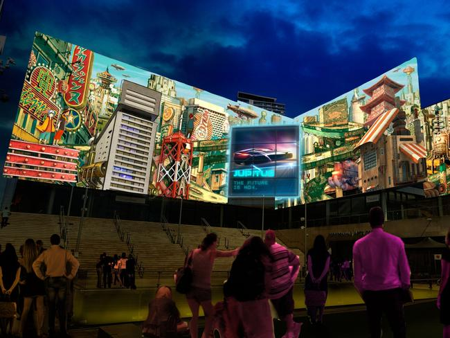 Future City, Smart City at Chatswood will fire up young imaginations.