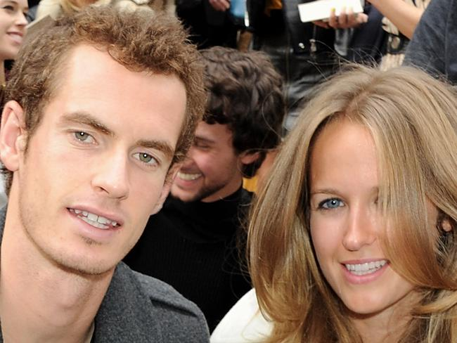 Andy Murray welcomes baby girl