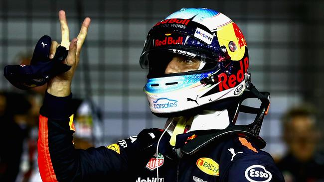 No pole but Red Bull confident of Singapore win