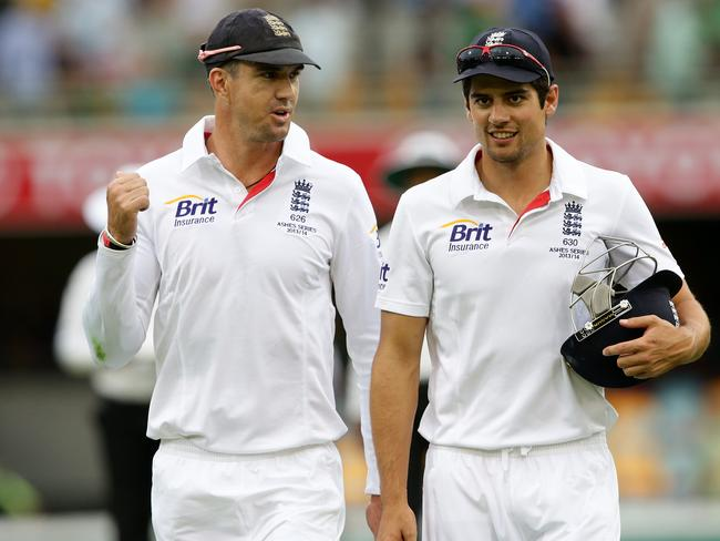 Call for sacking ... Kevin Pietersen wants Alastair Cook's head.