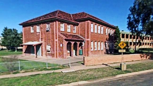 Coonamble High School in north western NSW.