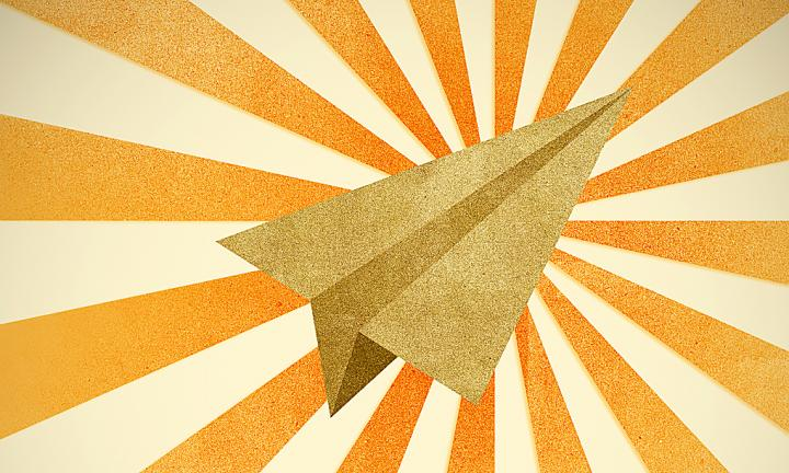 10 of the best paper plane designs
