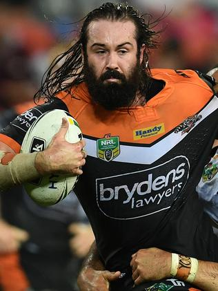Aaron Woods claims he emerged unscathed from the match against the Broncos.