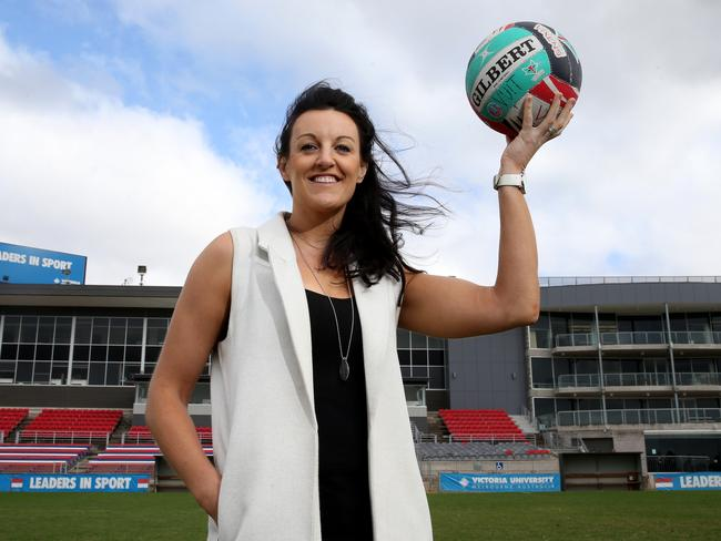 Bianca Chatfield has thrown her support behind Harby-Williams. Picture: Mark Wilson